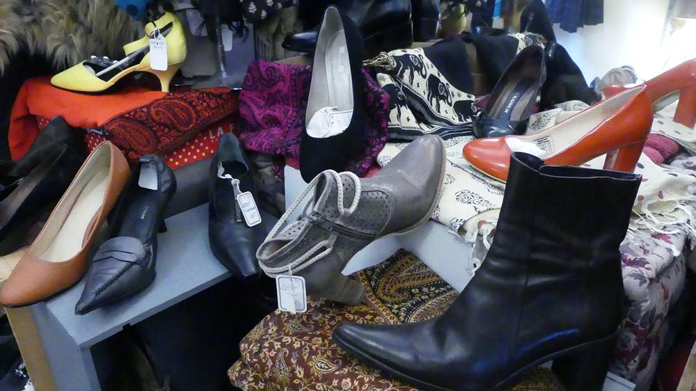 Chaussure nombreux modèles